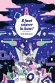 Couverture Il faut sauver la lune ! Editions Thierry Magnier 2017