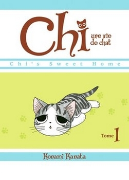 Couverture Chi, une vie de chat, tome 01