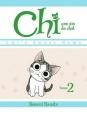 Couverture Chi, une vie de chat, tome 02 Editions France Loisirs 2016