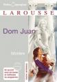 Couverture Dom Juan Editions Larousse (Petits classiques) 2011