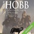 Couverture L'assassin royal, tome 08 : La secte maudite Editions Audible Studios 2017