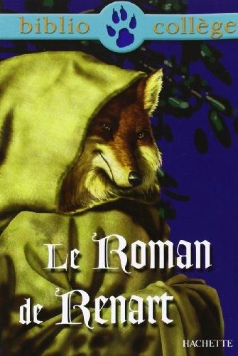 Couverture Le roman de renard