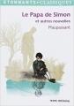 Couverture Le papa de Simon et autres nouvelles Editions Flammarion (GF - Etonnants classiques) 2012