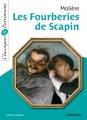 Couverture Les Fourberies de Scapin Editions Magnard (Classiques & Patrimoine) 2012
