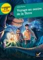 Couverture Voyage au centre de la terre Editions Hatier (Classiques & cie - Collège) 2014