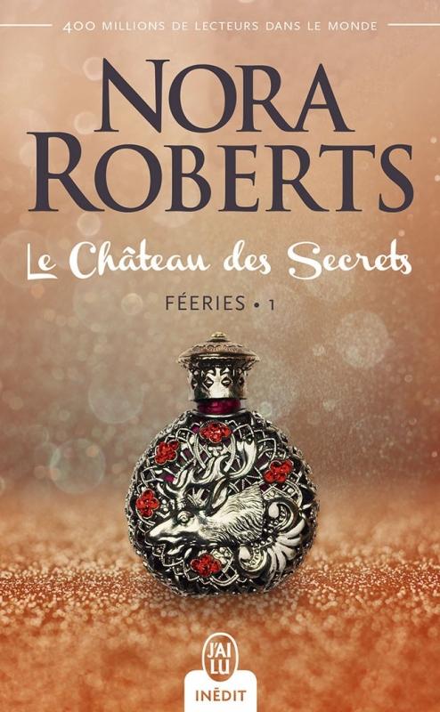 Couverture Féeries, tome 1 : Le château des secrets