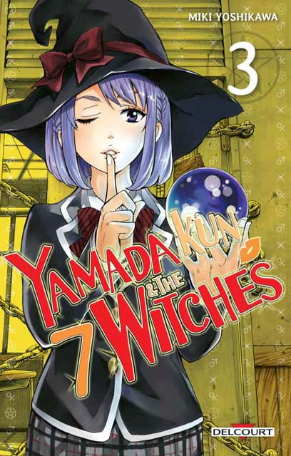 Couverture Yamada Kun & the 7 witches, tome 03