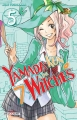 Couverture Yamada Kun & the 7 witches, tome 05 Editions Delcourt (Shonen) 2016