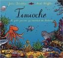 Couverture Timioche : Le petit poisson qui racontait des histoires Editions Gallimard  (Jeunesse) 2007