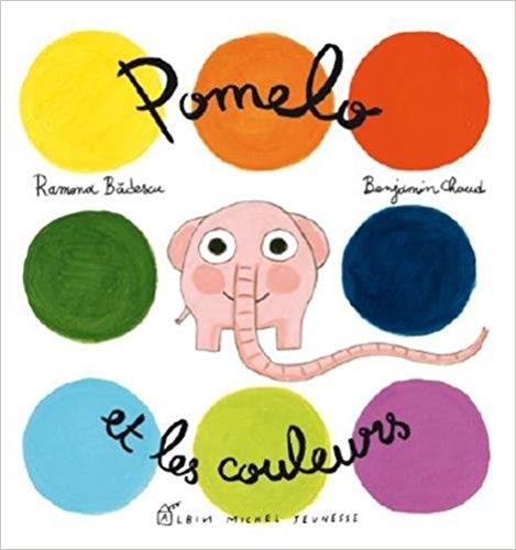 Couverture Pomelo et les couleurs