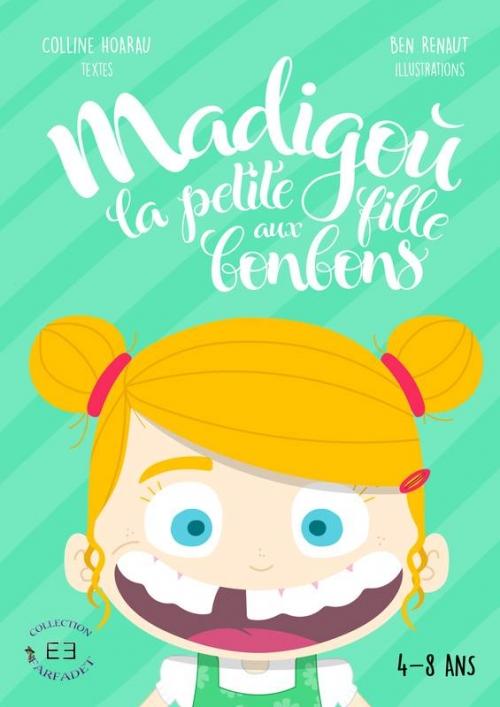 Couverture Madigoù : La petite fille aux bonbons