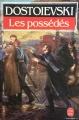 Couverture Les possédés / Les démons Editions Le Livre de Poche 1972