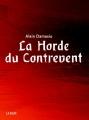 Couverture La Horde du Contrevent Editions La Volte 2004
