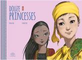 Couverture Douze princesses Editions Fei 2015