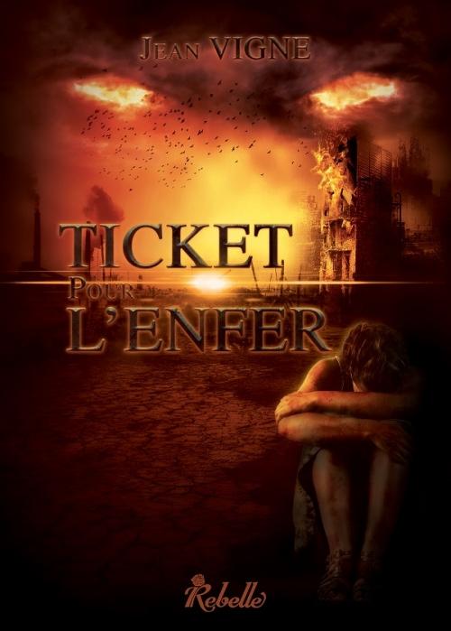 Couverture Ticket pour l'enfer