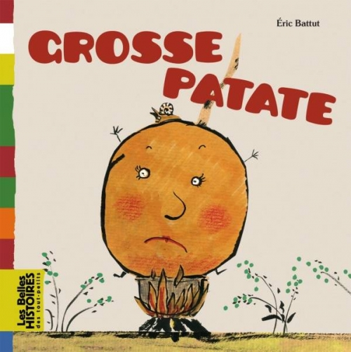 Couverture Grosse patate