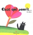 Couverture Chat qui sourit... Editions Didier Jeunesse 2003