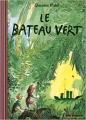 Couverture Le bateau vert Editions Gallimard  (Jeunesse) 2001
