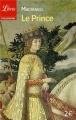 Couverture Le prince Editions Librio 2014