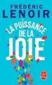 Couverture La puissance de la joie Editions Le Livre de Poche 2017
