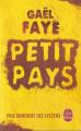 Couverture Petit pays Editions Le Livre de Poche 2017