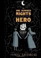 Couverture Les Cent Nuits de Héro Editions Jonathan Cape 2016