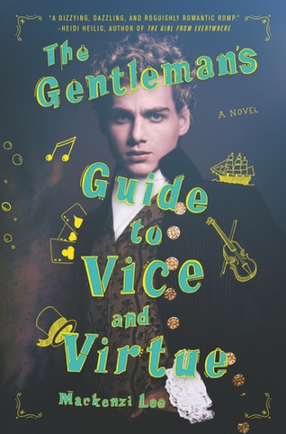 Couverture The Gentleman's Guide to Vice and Virtue