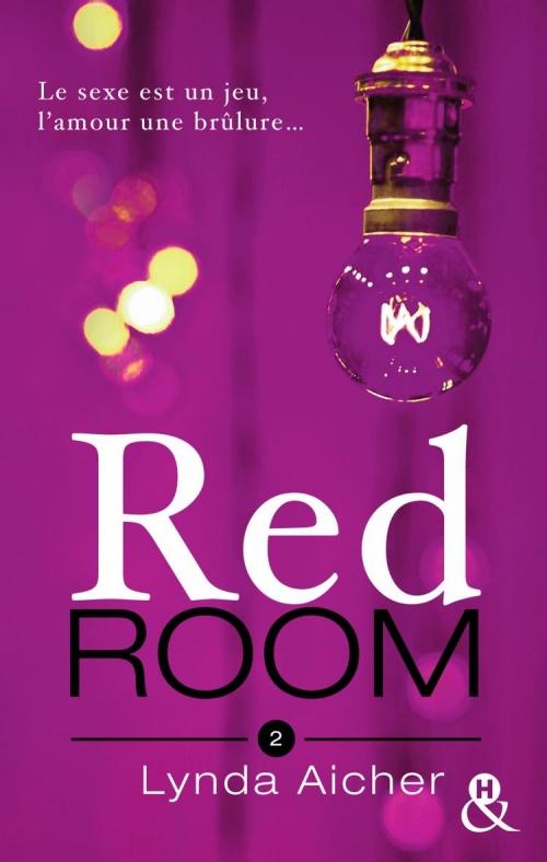 Couverture Red Room, tome 2 : Tu dépasseras tes limites