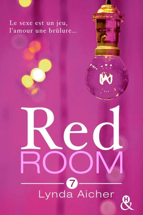 Couverture Red Room, tome 7 : Tu trouveras l'amour