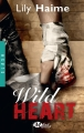 Couverture Wild heart Editions Milady (Romance - Slash) 2017
