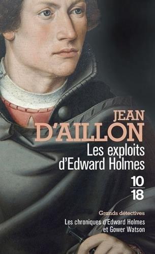 Couverture Les exploits d'Edward Holmes