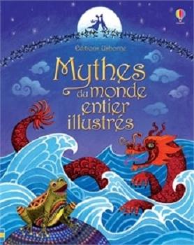 Couverture Mythes du monde entier illustrés