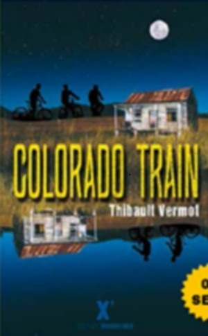 Couverture Colorado train