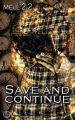 Couverture Save And Continue Editions Sharon Kena (Romance paranormale) 2017