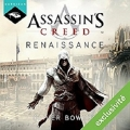 Couverture Assassin's Creed, tome 1 : Renaissance Editions Hardigan 2016