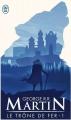 Couverture Le Trône de fer, tome 01 Editions J'ai Lu 2017
