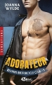 Couverture Reapers motorcycle club, tome 5 : Adorateur Editions Milady 2017