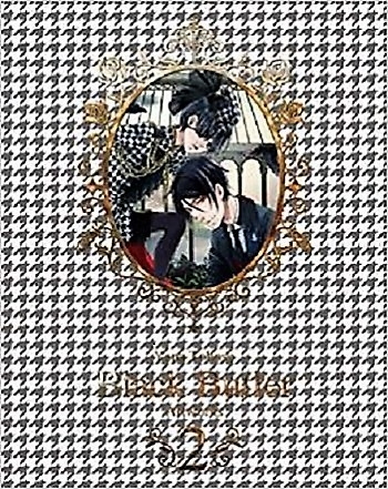 Couverture Black Butler : Artworks, tome 2
