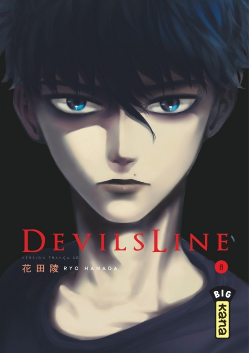 Couverture Devil's line, tome 08