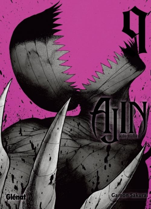 Couverture Ajin, tome 09