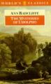 Couverture Les mystères d'Udolphe Editions Oxford University Press (World's classics) 1990