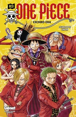 Couverture One Piece, tome 83 : Charlotte Linlin