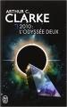 Couverture 2010 : Odyssée deux Editions J'ai lu 2001