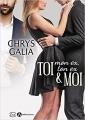 Couverture Toi (mon ex, ton ex) & Moi Editions Addictives (Luv) 2017