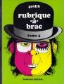 Couverture Rubrique-à-brac, tome 4 Editions Dargaud 1990