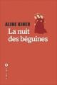 Couverture La nuit des béguines Editions Liana Lévi 2017