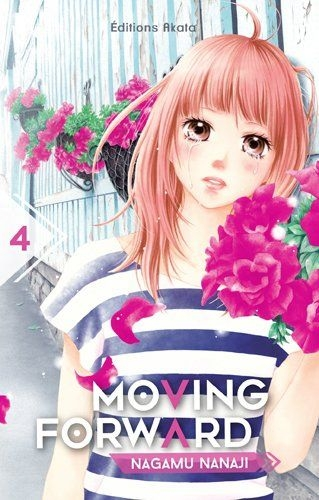 Couverture Moving forward, tome 04