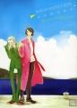 Couverture Crazy affair Editions Taifu comics (Yaoï) 2014