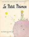 Couverture Le petit prince Editions Gallimard  1946