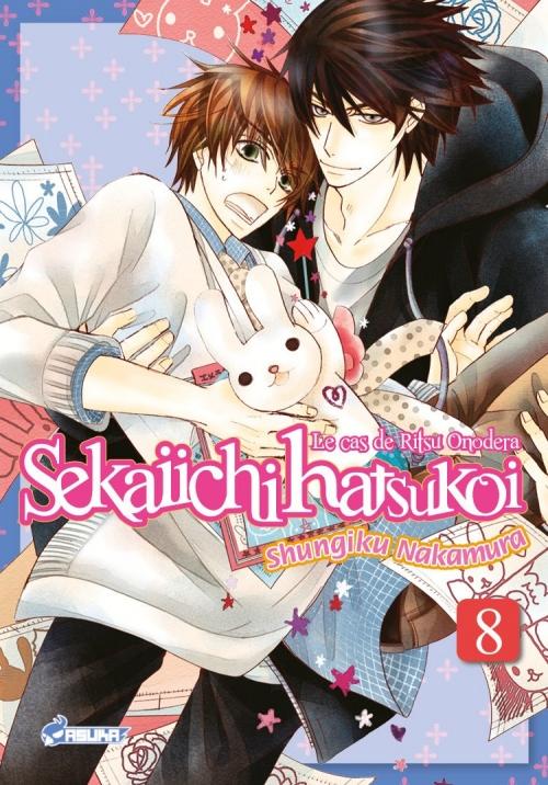Couverture Sekaiichi Hatsukoi : Le cas de Ritsu Onodera, tome 08